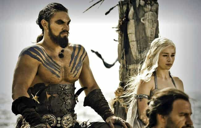 They Actually Teach Dothraki A... is listed (or ranked) 7 on the list 9 Mind-Melting Ways You Didn't Realize Game Of Thrones Has Invaded The Real World