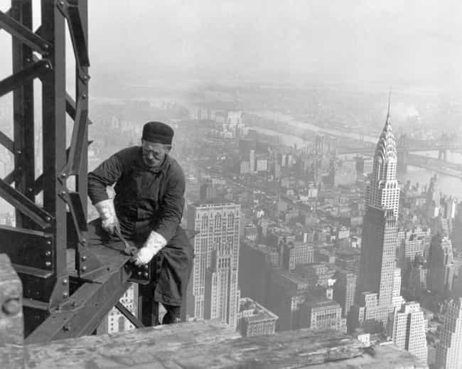 In 1929, Investors Announced T... is listed (or ranked) 3 on the list Did You Know The Empire State Building Was Originally Designed To Be A Blimp Airport?