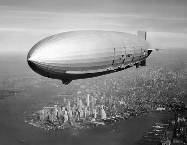 Dr. Hugo Eckener, Commander Of... is listed (or ranked) 4 on the list Did You Know The Empire State Building Was Originally Designed To Be A Blimp Airport?