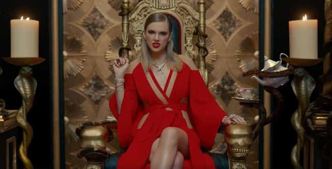 She Reclaims Snakes And Uses S... is listed (or ranked) 1 on the list Taylor Swift's 'Look What You Made Me Do' Video Is Full Of Easter Eggs Calling Out Her Enemies