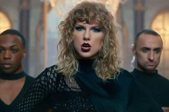 She Evokes Bad Blood And Takes... is listed (or ranked) 3 on the list Taylor Swift's 'Look What You Made Me Do' Video Is Full Of Easter Eggs Calling Out Her Enemies