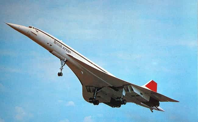 The Concorde Could Travel More... is listed (or ranked) 3 on the list The Fastest Commercial Plane Ever Ended in A Devastating Blaze of Tragedy
