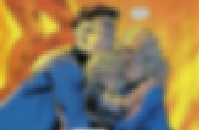 Mister Fantastic And Invisible... is listed (or ranked) 4 on the list Marvel Superhero Relationships That Are Way Healthier Than They Seem