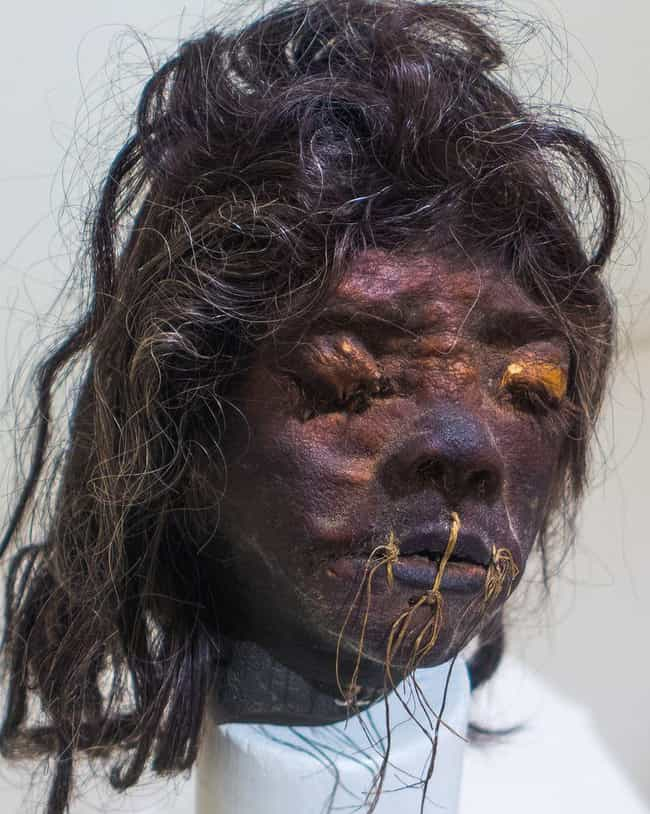Making A Shrunken Head 1... is listed (or ranked) 3 on the list How Are Shrunken Heads Made And Are They Really Human?