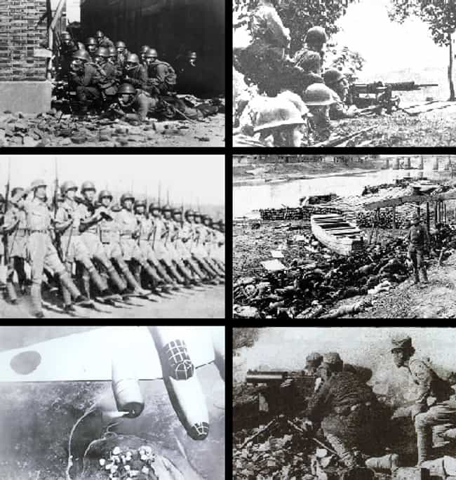 The Photograph Was Snapped Dur... is listed (or ranked) 2 on the list The Untold Side of China During World War II Is More Horrifying Than You Can Even Imagine