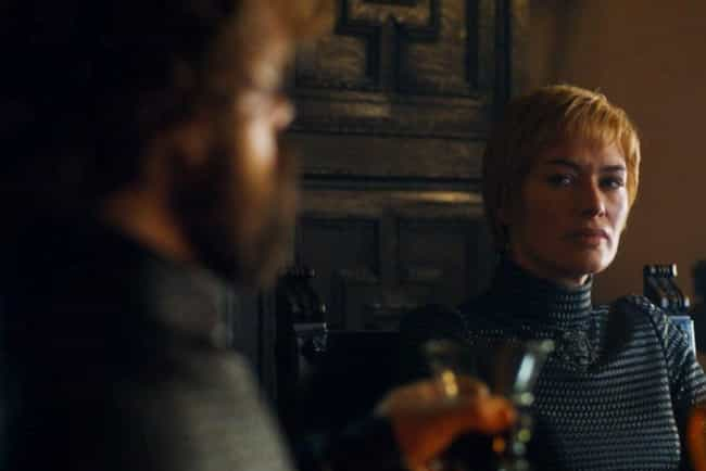 Cersei's Sudden Change O... is listed (or ranked) 2 on the list Tyrion Betrayed Daenerys In The Season 7 Finale, According To This Theory