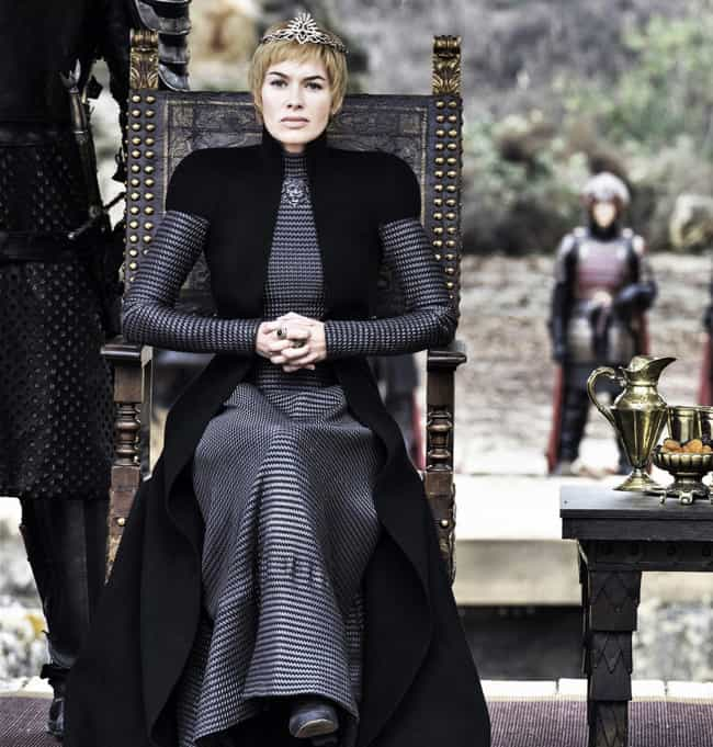 Tyrion Convinced Cersei ... is listed (or ranked) 4 on the list Tyrion Betrayed Daenerys In The Season 7 Finale, According To This Theory