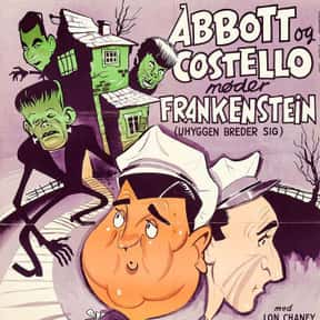 Abbott and Costello is listed (or ranked) 18 on the list The Funniest Slapstick Comedians of All Time