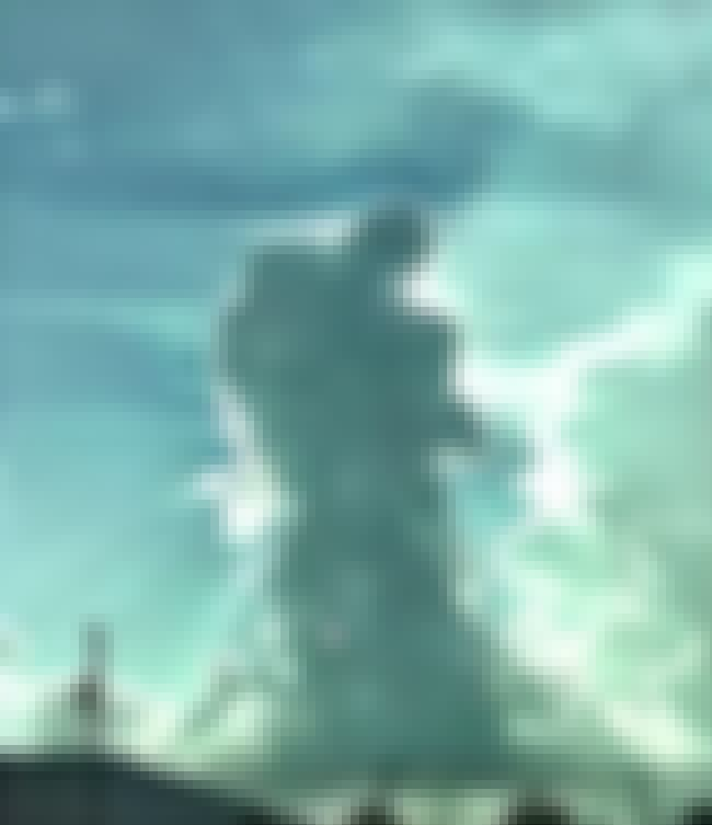"""Just A Rorschach Test In The S... is listed (or ranked) 4 on the list The Internet Is Losing It Over These Pictures Of A Horrifying Cloud Called """"The Hand Of God"""""""