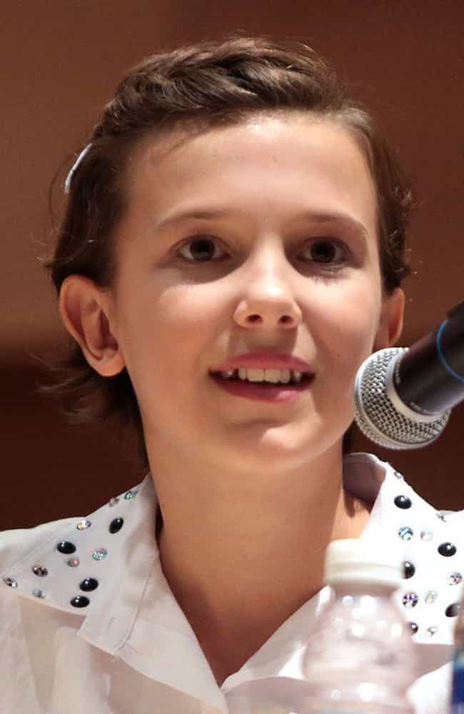 She Was Born In Spain, H... is listed (or ranked) 1 on the list 13 Things You Didn't Know About Millie Bobby Brown, The Coolest 13-Year-Old On Netflix