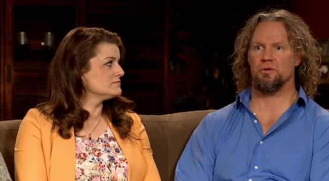All The Marriages Are Sp... is listed (or ranked) 1 on the list Marriage Rules You Have To Follow If You Want To Join The 'Sister Wives' Family