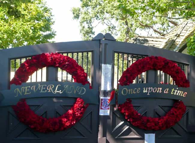 Boys Kissing Door Knocke... is listed (or ranked) 1 on the list The Most Bizarre Things At Michael Jackson's Neverland Ranch