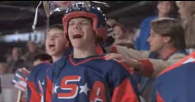 None Of The Team USA Players B... is listed (or ranked) 1 on the list 14 Odd Things You Never Really Noticed About The 'Mighty Ducks' Movies