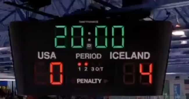 Iceland Is The Main Competitio... is listed (or ranked) 3 on the list 14 Reasons The Mighty Ducks Franchise Was The Biggest Hot Mess Of The '90s