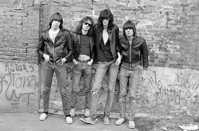 They All Died Fairly Young, Th... is listed (or ranked) 3 on the list Were The Ramones The Most Dysfunctional Band That Stayed Together?