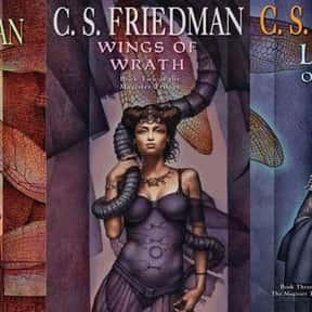 C.S. Friedman is listed (or ranked) 22 on the list The Best Ever Female Sci-Fi Authors
