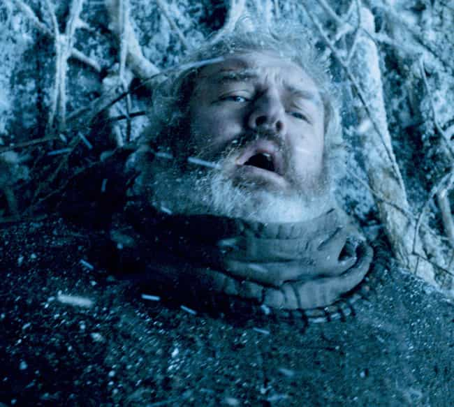 """""""Hold The Door!"""" Was Accidenta... is listed (or ranked) 2 on the list The Most Objectively Insane Game Of Thrones Fan Theories On The Internet (That Actually Came True)"""