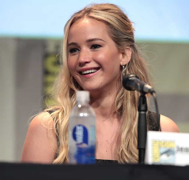She Body Shamed Val Kilm... is listed (or ranked) 4 on the list 14 Times Jennifer Lawrence Pushed Her Luck And Was Just Too Much