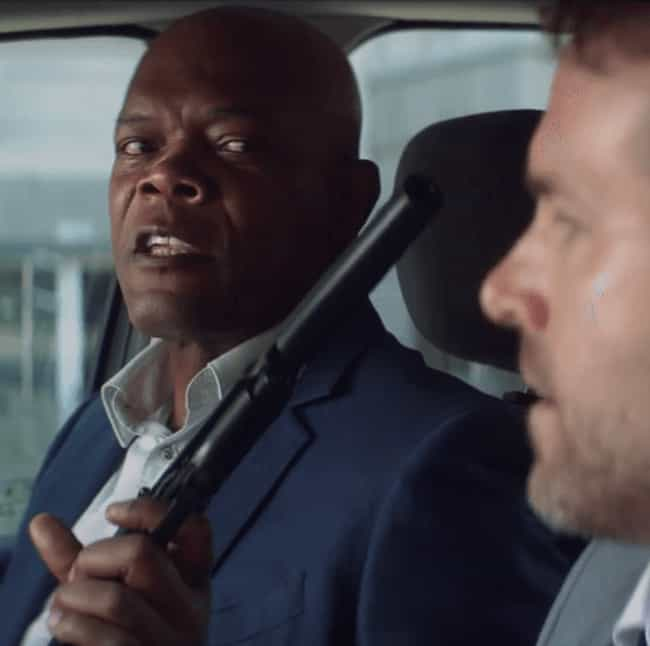 You Make Kool-Aid is listed (or ranked) 3 on the list The Hitman's Bodyguard Movie Quotes