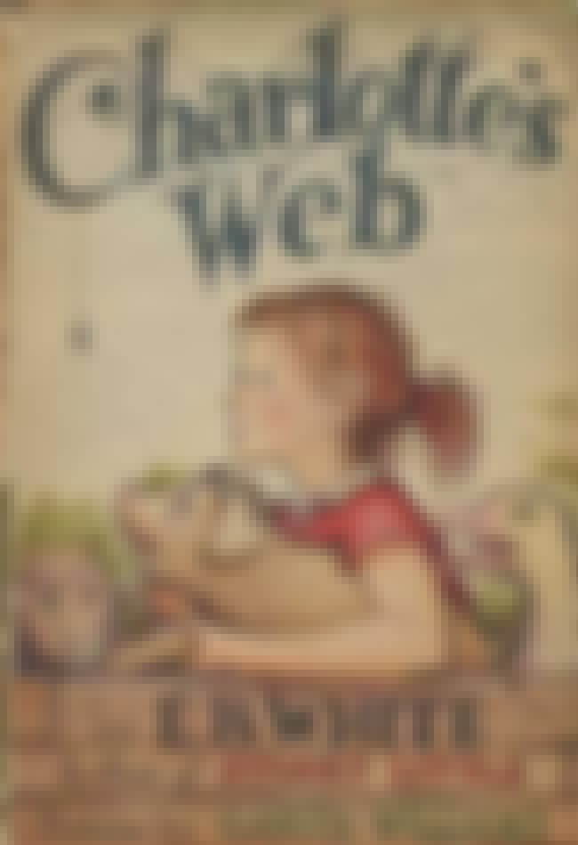 The Wonderful Story Of Charlot... is listed (or ranked) 2 on the list You Can Now Live In The House That Inspired Charlotte's Web