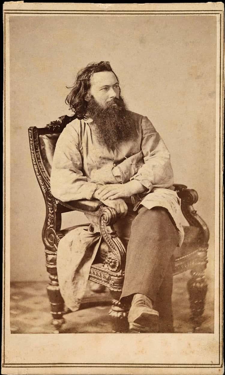 Alexander Gardner Got His Start As The First Photographer To Photograph Dead American Soldiers During The Civil War