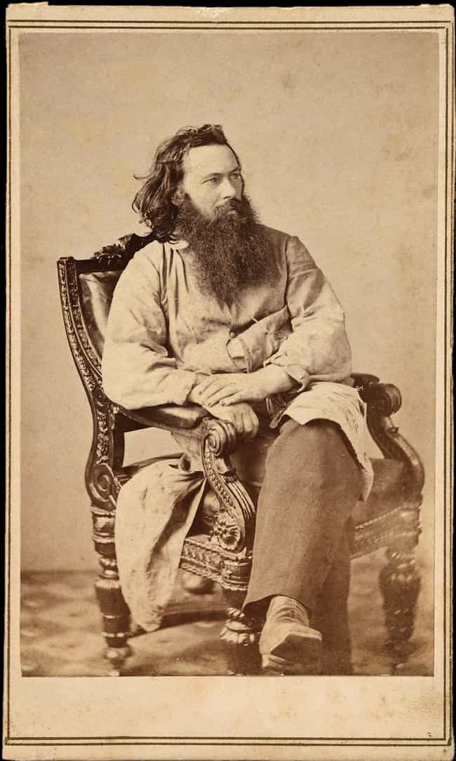 Alexander Gardner Got Hi... is listed (or ranked) 1 on the list Turns Out These Famous Snapshots From The Civil War Were Staged By The Photographer