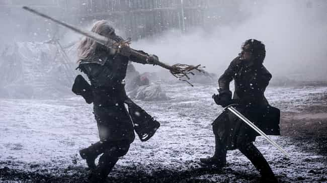 They're Attacking Due To T... is listed (or ranked) 2 on the list 14 Insanely Convincing Fan Theories About The White Walkers' Motivation