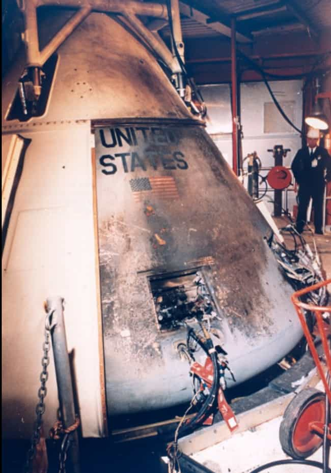 There Were A Number Of Problem... is listed (or ranked) 2 on the list One Of The Most Tragic Failures In NASA History Killed Everyone On Board