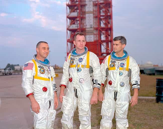 The Three Astronauts Would Hav... is listed (or ranked) 1 on the list One Of The Most Tragic Failures In NASA History Killed Everyone On Board