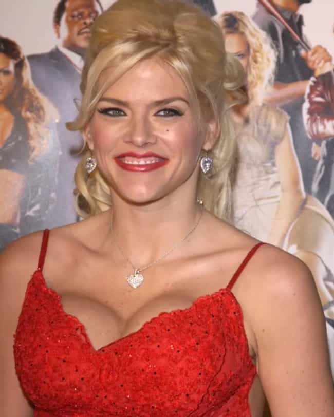 She Had Plans To Purchas... is listed (or ranked) 8 on the list The Details Surrounding Anna Nicole Smith's Death Are Still Murky - And The Theories Haven't Stopped