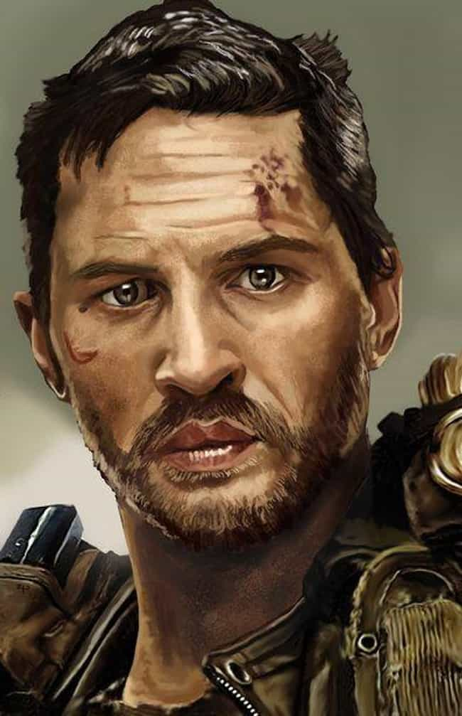 Mad Max is listed (or ranked) 4 on the list These Fans Reimagined Tom Hardy As Your Favorite Comic Book Characters