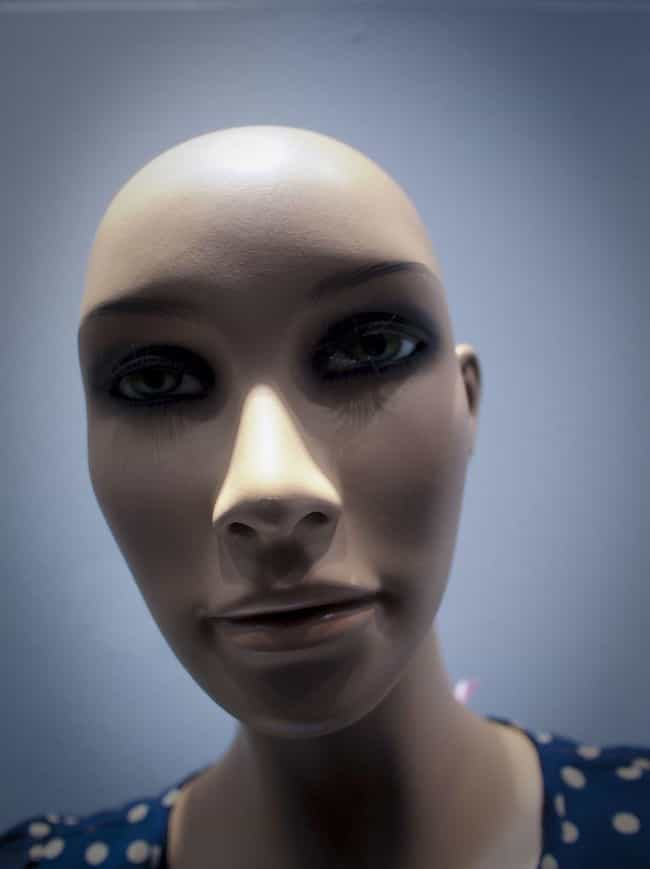 Imagine Waking Up To Thi... is listed (or ranked) 4 on the list DON'T LOOK At These Photos If You Have A Mannequin Phobia
