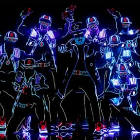 """Light Balance is listed (or ranked) 21 on the list The Best """"America's Got Talent"""" Acts"""