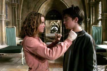Harry Is Actually Willing To Learn From Hermione