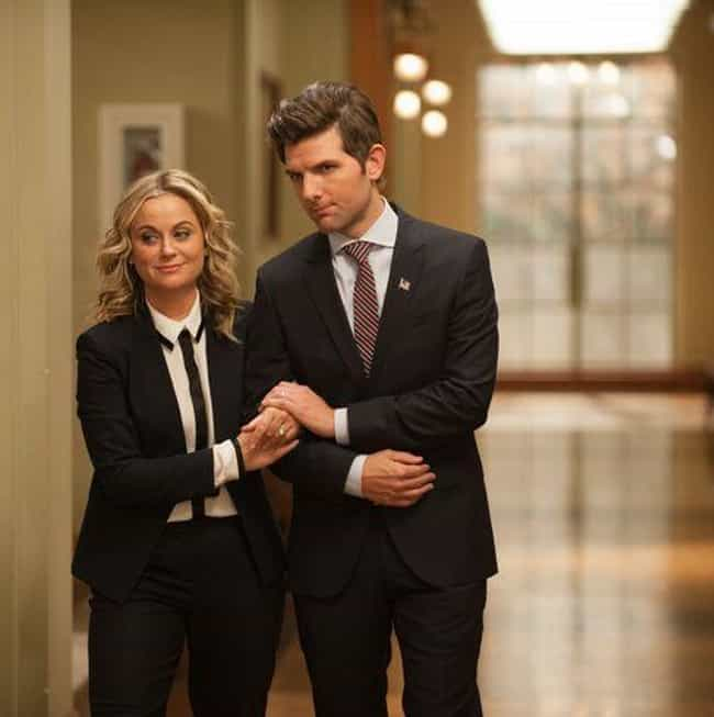 Leslie's Happiness Is Ben&... is listed (or ranked) 1 on the list Ben Wyatt Is A Better Husband Than Jim Halpert And We Can Prove It