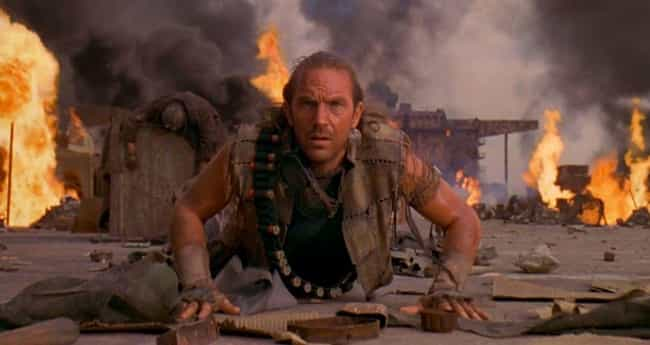 The Movie Began As A Mad... is listed (or ranked) 1 on the list Not Only Was 'Waterworld' A Complete Flop, It Was An Utter Disaster During Production