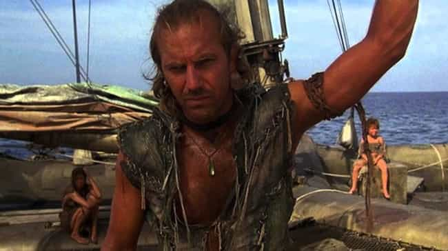 Kevin Costner Supposedly... is listed (or ranked) 3 on the list Not Only Was 'Waterworld' A Complete Flop, It Was An Utter Disaster During Production