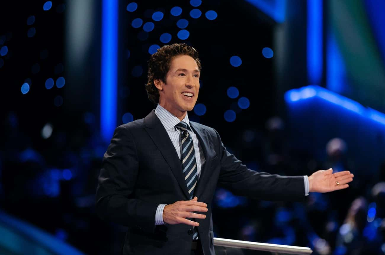 He Told Hurricane Victims To S is listed (or ranked) 2 on the list Why Everyone Hates Joel Osteen, The Televangelist Who Locked Hurricaine Victims Out Of His Church