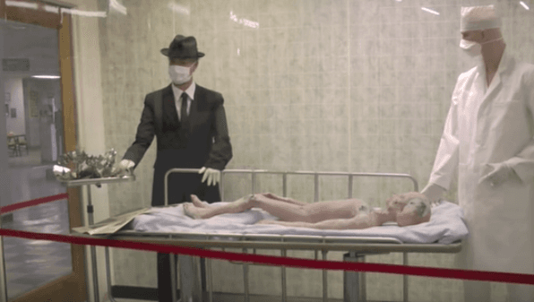 Random Craziest Things On Display At International UFO Museum In Roswell, New Mexico