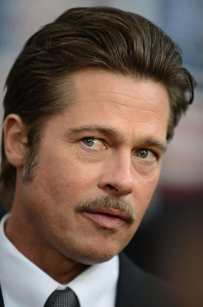 Brad Pitt is listed (or ranked) 3 on the list Before They Were Famous, These 16 Celebrities Used To Be Strippers