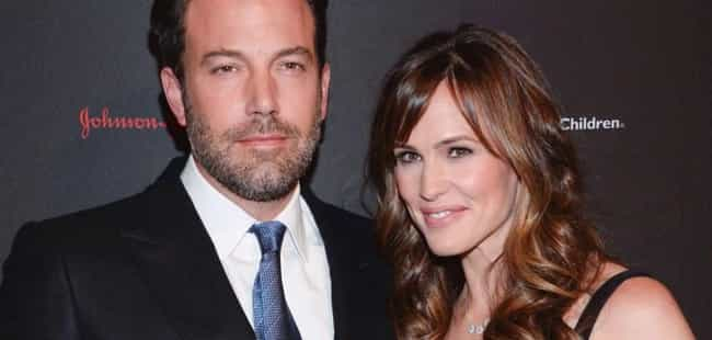 Maybe He's Sad Because He&... is listed (or ranked) 4 on the list Reasons Ben Affleck Is The Saddest Boy In Hollywood