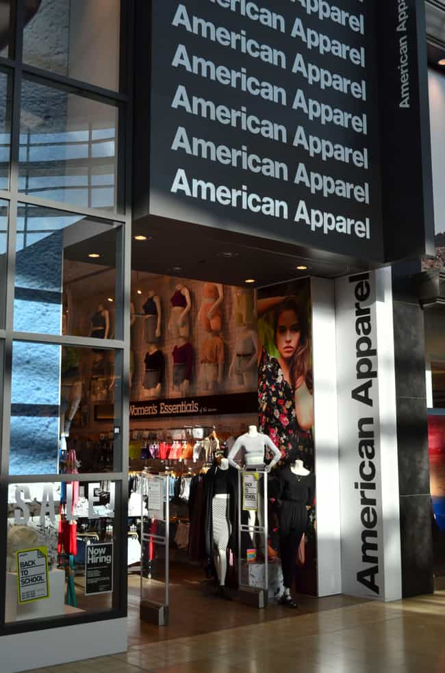 American Apparel Managers Were... is listed (or ranked) 1 on the list The American Apparel Employee Handbook Is Outright Ridiculous And Often Creepy