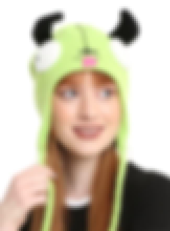 GIR Cosplay Beanie is listed (or ranked) 4 on the list Character Hats To Bring Out Your Inner Fan