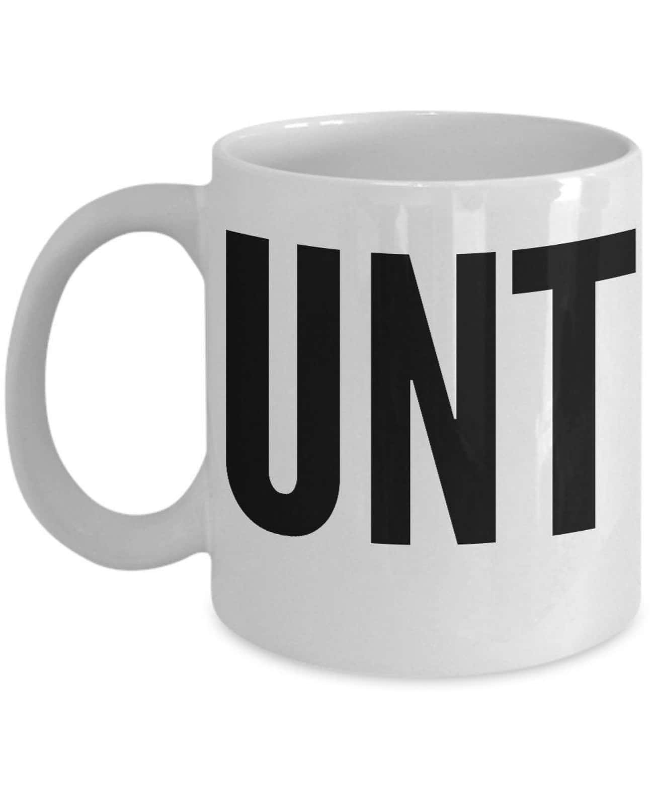 Get A Handle On It is listed (or ranked) 4 on the list Dirty Mugs To Add A Little Humor To Your Day