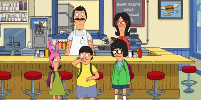 Could This Be A Future Finale ... is listed (or ranked) 8 on the list The Original Premise For Bob's Burgers Was Much Darker And Incredibly Disturbing