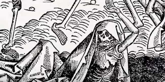 """Sweating Sickness Only Struck ... is listed (or ranked) 4 on the list All About The """"Other Black Plague"""" That Caused You To Sweat To Death Near-Instantly"""