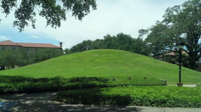 Monte Sano – Baton Rouge... is listed (or ranked) 1 on the list The History Of Indigenous Mounds In America