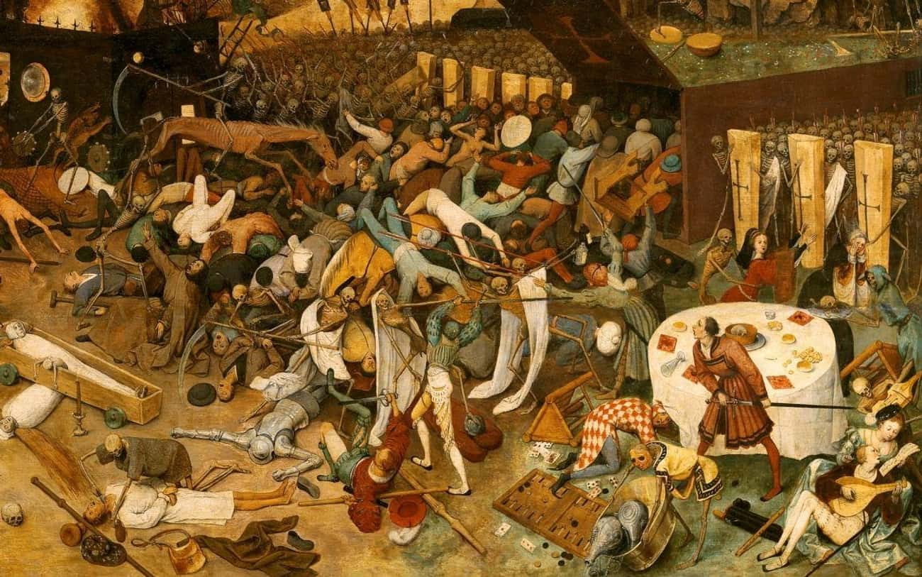 The Black Death Was History's Worst Epidemic