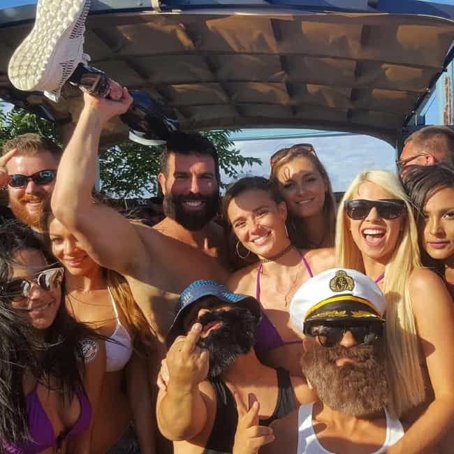 The Most Demoralizing Photos From Dan Bilzerian, The