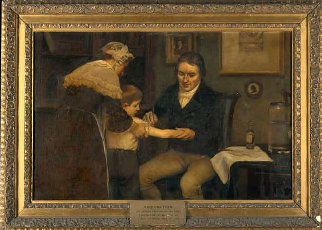 Jenner Used An Eight-Year-Old ... is listed (or ranked) 1 on the list This Surgeon Proved Anti-Vaxxers Were Wrong Over 200 Years Ago